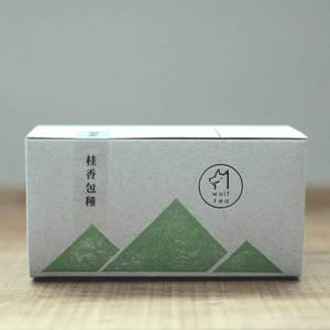 【  桂香包種  】外盒