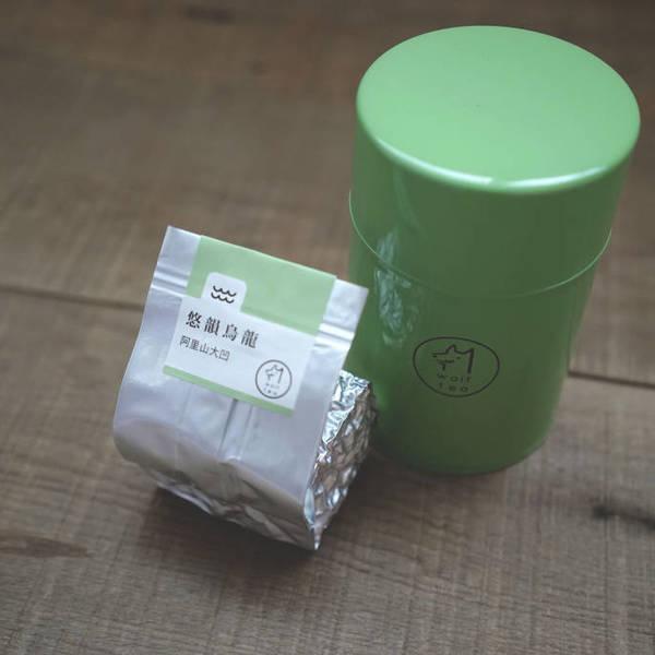 悠韻烏龍 / 琅彩茶罐裝