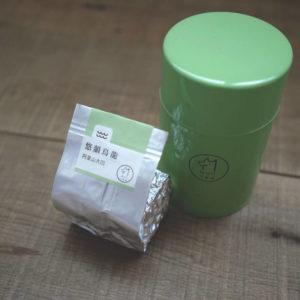 野香烏龍 / 琅彩茶罐裝