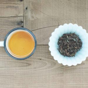 【 東方蜜美人】茶湯、茶葉形狀