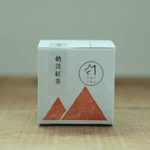 【 奶萱紅茶 】外盒包裝