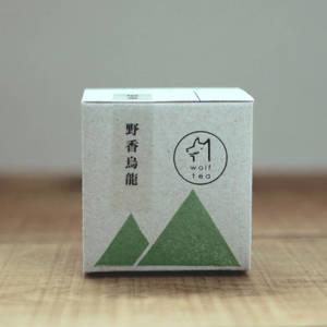 【 野香烏龍 】外盒包裝