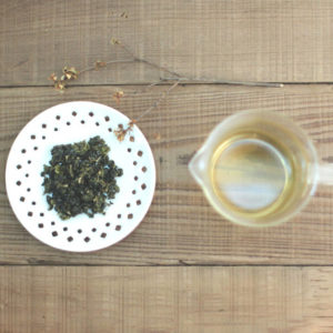 【 11 小焙青茶 】茶湯、茶葉形狀