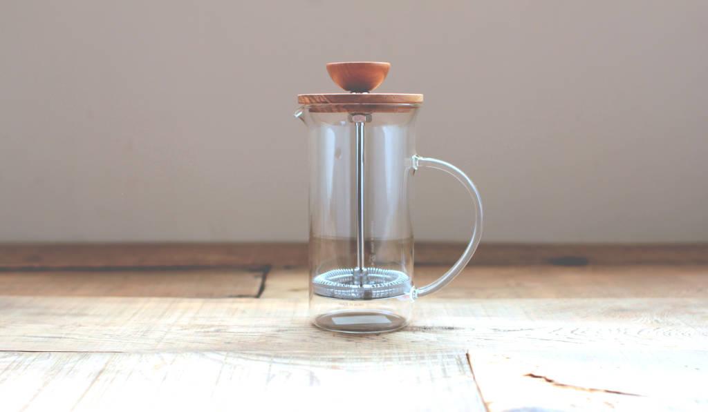 玻璃濾壓壺