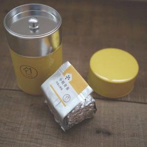 小焙青茶 / 琅彩茶罐裝