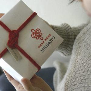 企業客製化禮物: MIKIMOTO