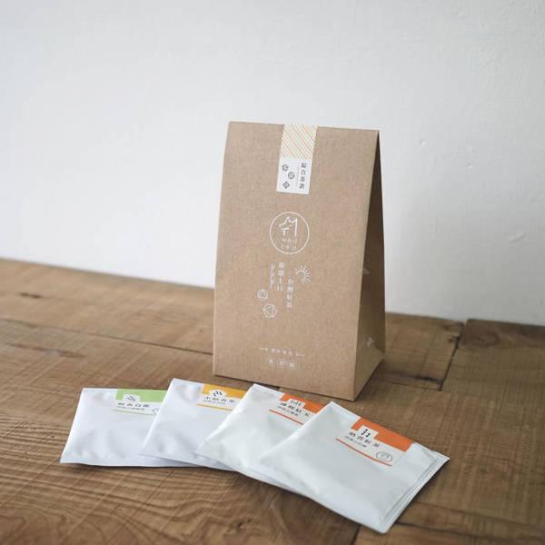 琅茶綜合體驗原片茶包