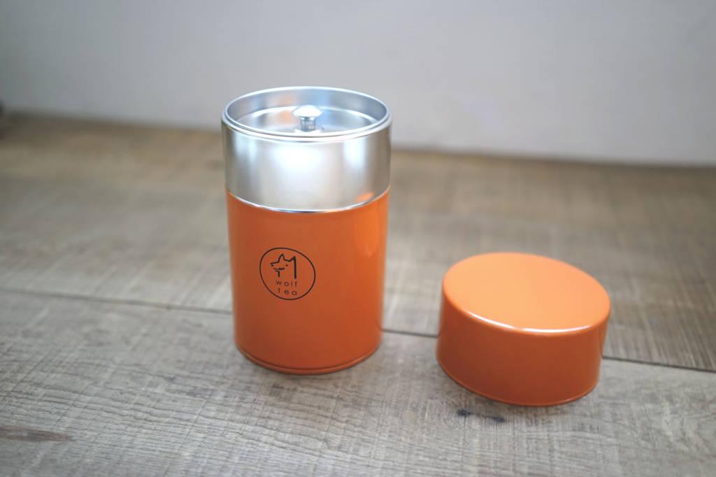 罐子/ 橘