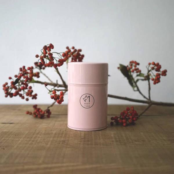 琅彩茶罐裝 / 藕粉
