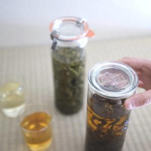 自製冷泡茶作法