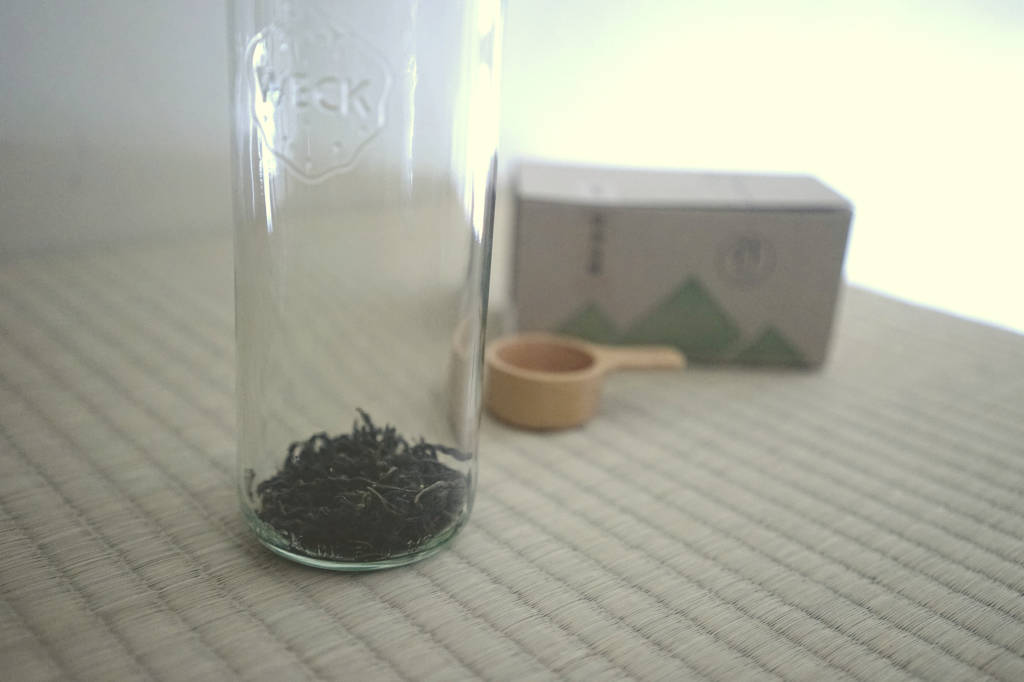 條索型茶鋪底兩層