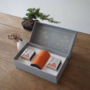 【良辰美景禮盒】橘醇韻組合