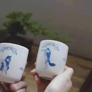 【良辰美景禮盒】雙琅對杯組