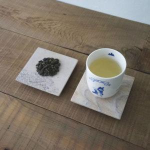 【 梨緻烏龍 】茶葉與茶湯