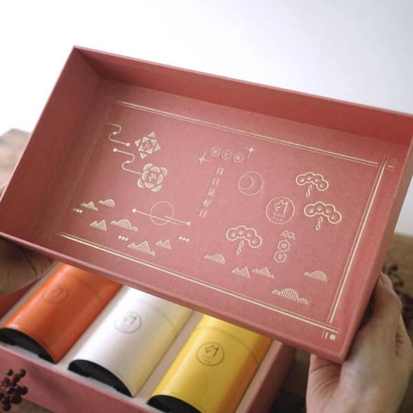 【暖心如意禮盒】福祿囍大滿罐