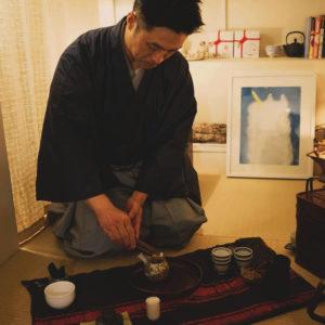 空想京都 | 椿屋 x 琅茶