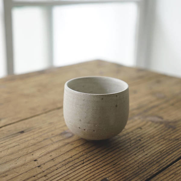 【 作家茶器|方煜程 】茶杯 – 樸奉