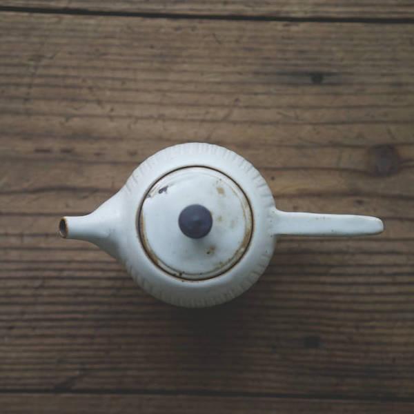 【 作家茶器|方煜程 】茶壺 – 雪羽