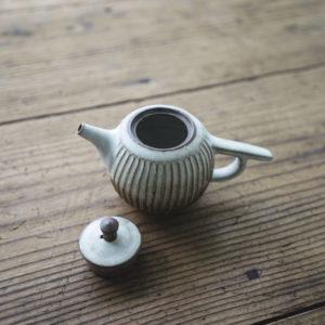 【 作家茶器|方煜程 】茶壺 – 米蘇