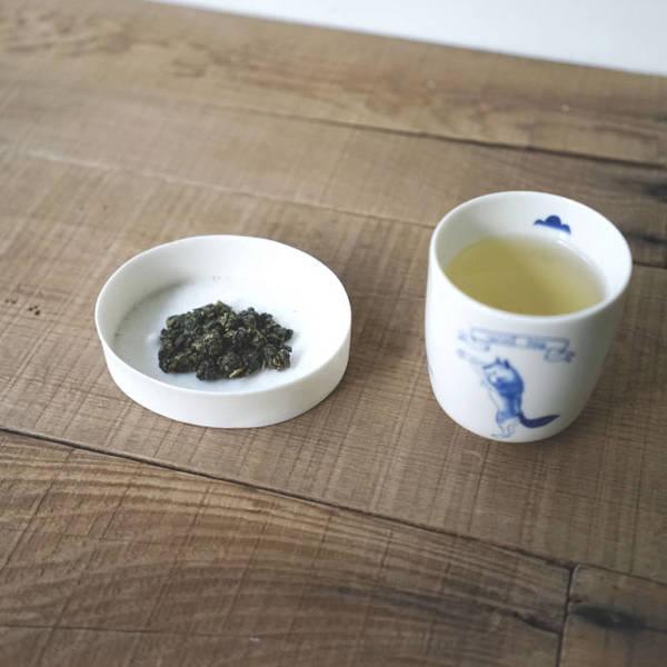 【 杉森烏龍 】茶葉與茶湯