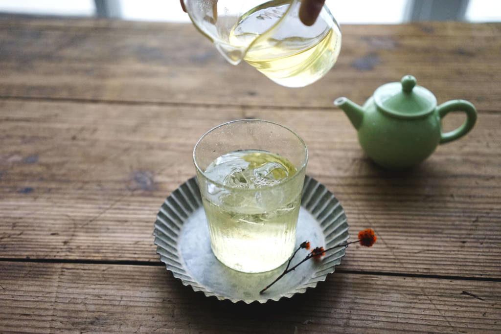 冰鎮茶作法教學1