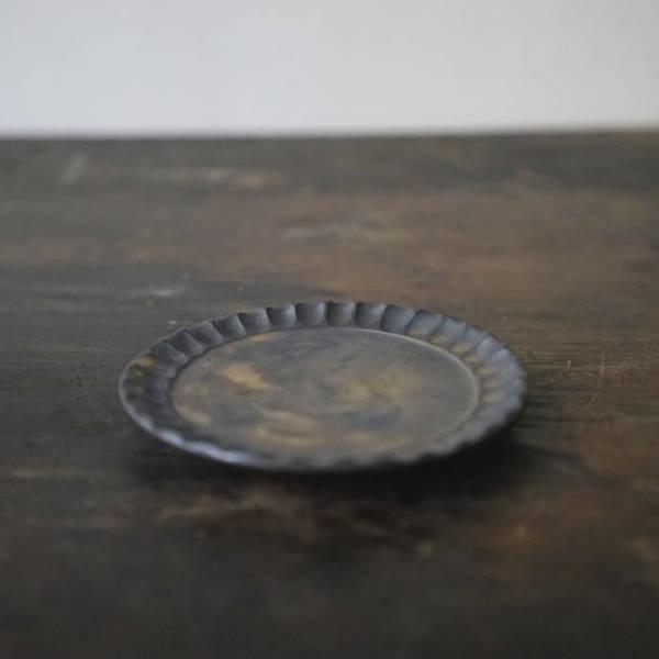 茶室宇宙 – 鐵釉 / 盤