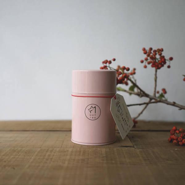 【 蜜香紅茶 】琅彩茶罐裝