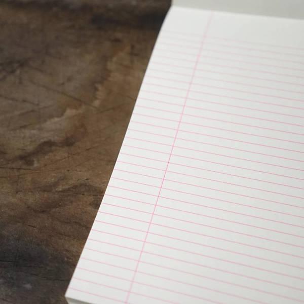 品茶筆記本