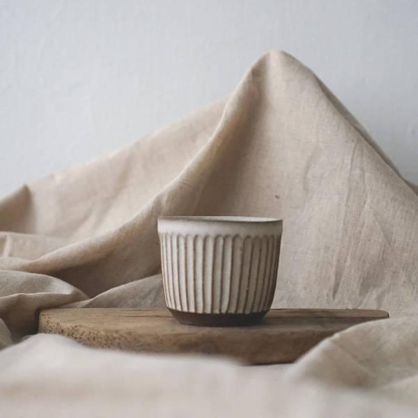 【 作家茶器|方煜程 】 茶杯