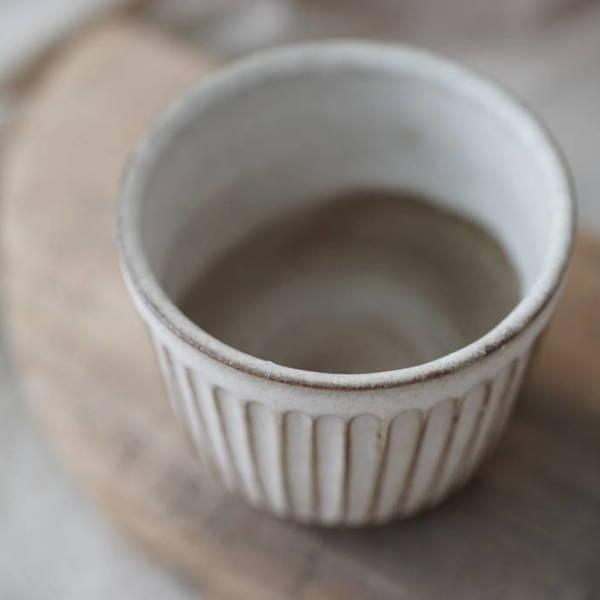 【 作家茶器|方煜程 】茶杯