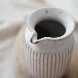 【 作家茶器|方煜程 】 茶海 / 牛奶盅