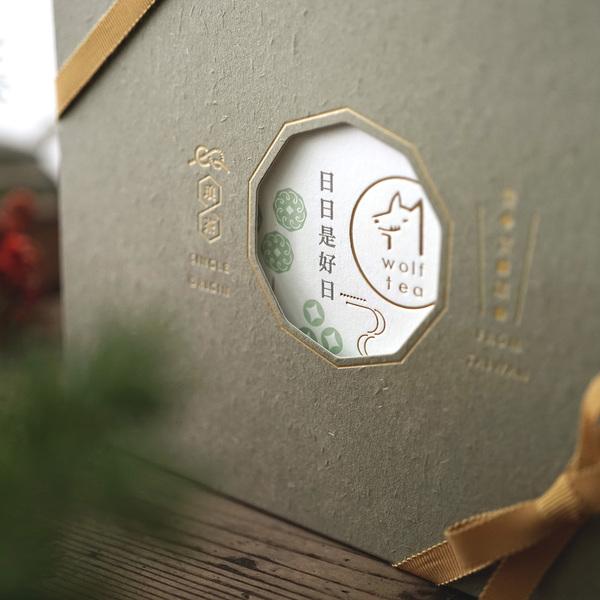 【窗花茶香禮盒】