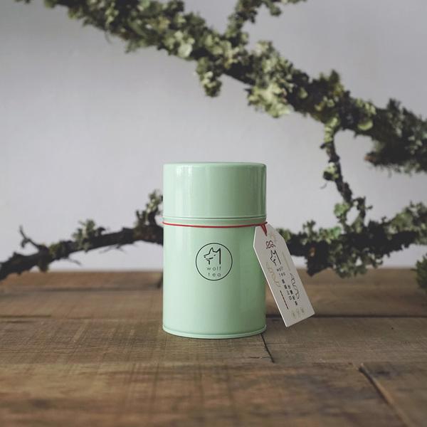 【豆香碧綠】琅彩茶罐裝