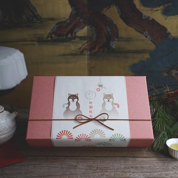 好韻旺年春節禮盒  / 如意 (1罐2盒)